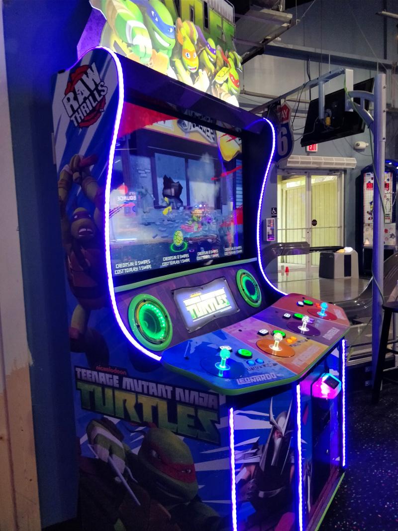 Arcade Heroes Now Available: Teenage Mutant Ninja Turtles