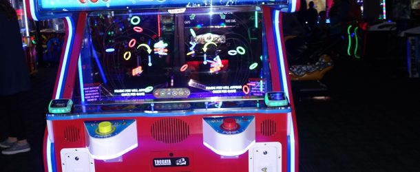 Tomy Waterfuls Ring Toss Redemption Game by ICE and Toccata Gaming International Updates