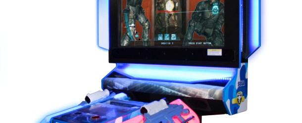 Sega Releases Target Bravo: Operation GHOST Upright Models