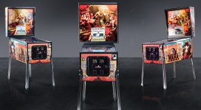 A New Pinball Manufacturer Appears: Team Pinball
