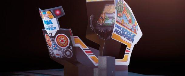 Newsbytes: Sega Arcade Pop-Up Book; The Spectre Files; Magic Leap