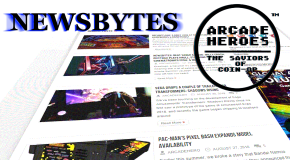 Newsbytes: YT Milestone; Willy Crash Mini; Jurassic Park LE; Arcade Road Trip;