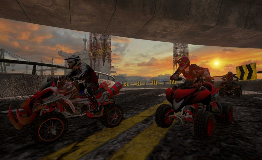 ATV Slam - Factory screenshot