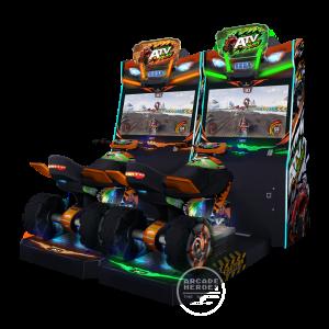 ATV Slam 2-player linked model