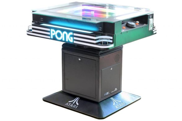 Atari PONG Cocktail Model