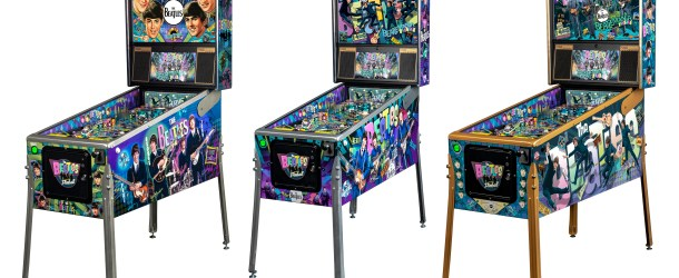 Taking A Closer Look At Stern Pinball's The Beatles