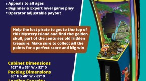New Videmption Games From Touch Magix: Mystery Island, Dicey Jump, Hop 'N' Stack