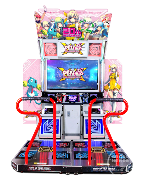 Pump It Up XX by Andamiro
