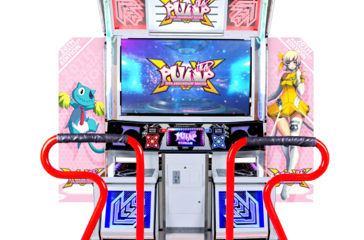 Andamiro Officially Rolls Out Pump It Up XX 20th Anniversary Edition