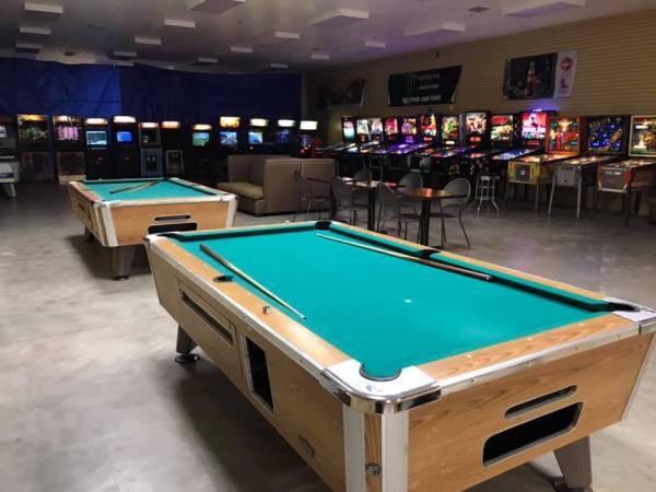 The Retro Arcade