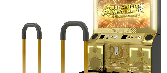 Konami Launches DDR A20 In Japan