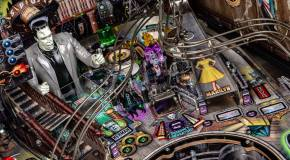 Stern Pinball Officially Unveils The Munsters At CES 2019