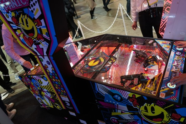 Pac-Man Panic by Bandai Namco Technica