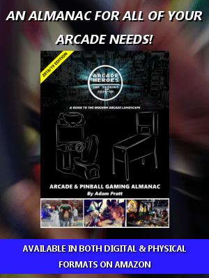 Arcade Heroes Arcade Almanac
