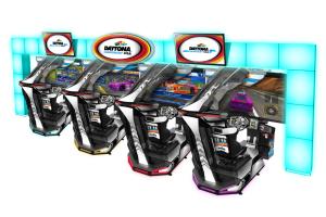 Daytona Championship USA Super Deluxe by Sega Amusements