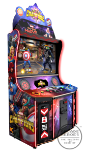 Marvel: Contest of Champions by Kabam, Raw Thrills and Dave & Busters