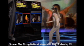 Arcade History: The Atari Dance Machine