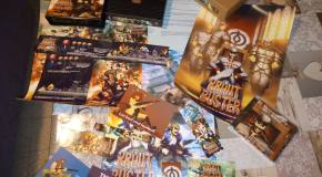Newsbytes: Kraut Buster Unboxing; Billy Mitchell Musical; Galaxian Fever; 1cc'ing Scarlet Dawn