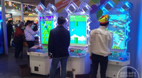 Newsbytes: Namco's Reflair Cab; Japan Arcade Releases; Zero Latency Next-Gen VR; Final Fight 30th Mod & More