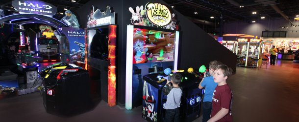 New Locations: FEC Expansion In CA, CO, IL, MI, NJ, UT; Galloping Ghost Pinball (IL); Player One Arcade Pub (GA)