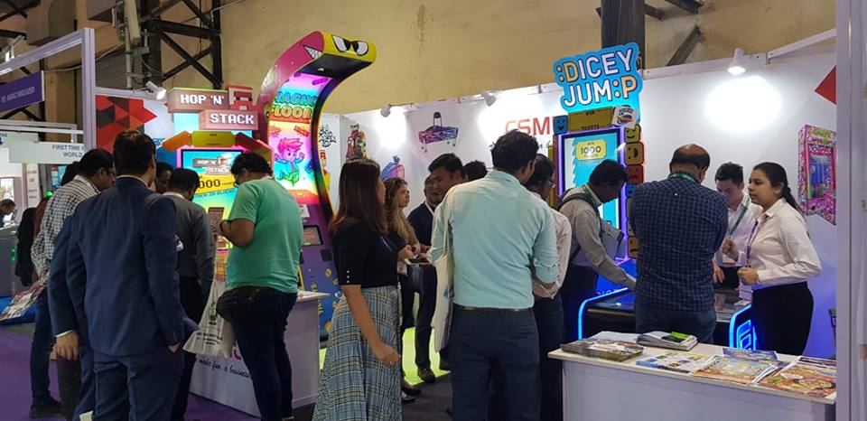 Touch Magix at IAAPI 2019