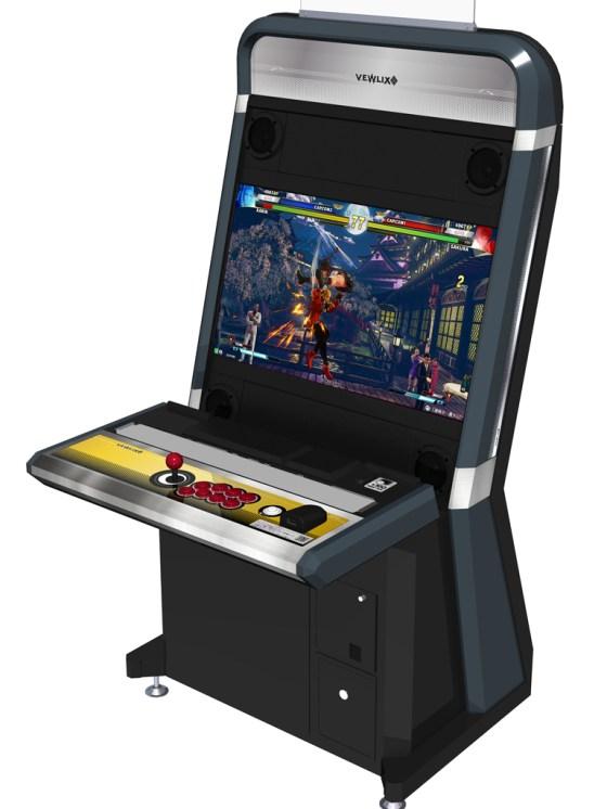 Street Fighter V Type Arcade by Capcom & Taito