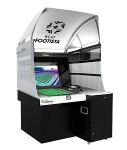WCCF 2019 Footista by Sega Japan