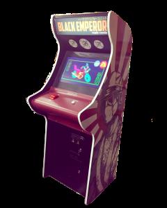 Black Emperor game cabinet
