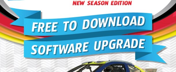 "Sega Amusements Announces Availability of Daytona Champions USA Upgrade, ""New Season Edition"""