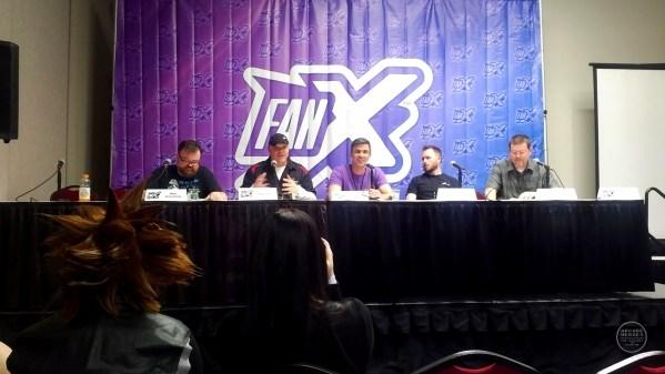Deep Root Pinball, Fanx Salt Lake Comic Convention