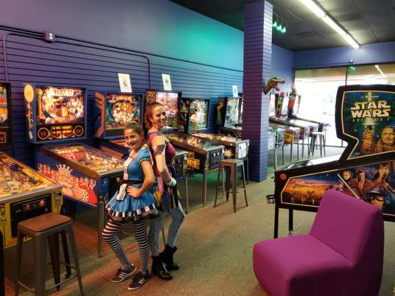 Play Money Pinball, Stuart, FL