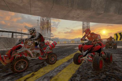 Sega Launches New Promotion For ATV Slam