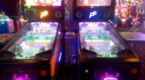 Multimorphic P3 Pinball Units Appear At Dave & Busters