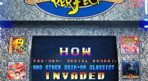 Book Review: Arcade Perfect: How Pac-Man, Mortal Kombat And Other Coin-op Classics Invaded The Living Room by David Craddock