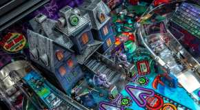 Stern Pinball Pulls The Curtain Back On Elvira's House of Horrors
