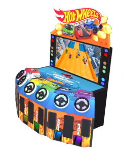 Hot Wheels - King of the Road by Adrenaline Amusements and Coin Crew