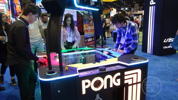 Atari PONG Knock Out By UNIS