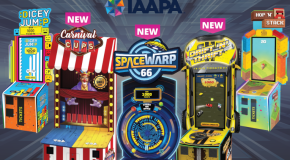 Touch Magix Reveals 3 New Titles To Debut At IAAPA 2019