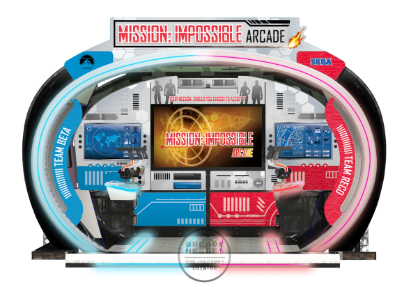 Mission Impossible Arcade by Sega Amusements