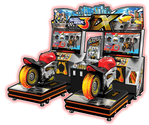 Speed Rider 3DX by IGS