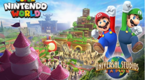 Newsbytes: Super Nintendo World; Rabbids & Ladders; Making JP Pinball & More
