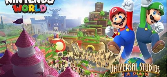 Newsbytes: Super Nintendo World; Rabbids & Ladders; Making JP Pinball & More