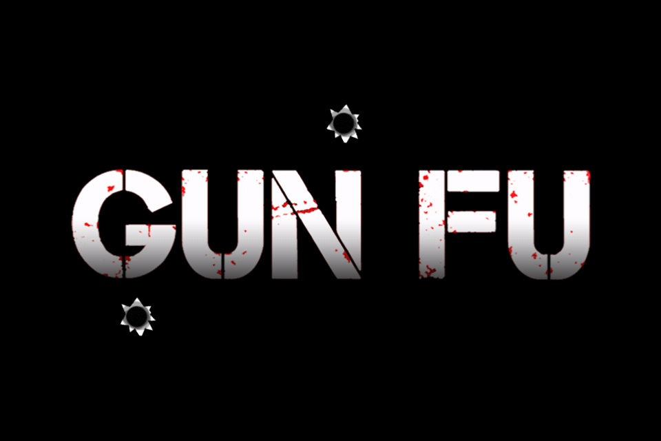 Gun Fu Review IOS Universal ArcadeLife Life Vs