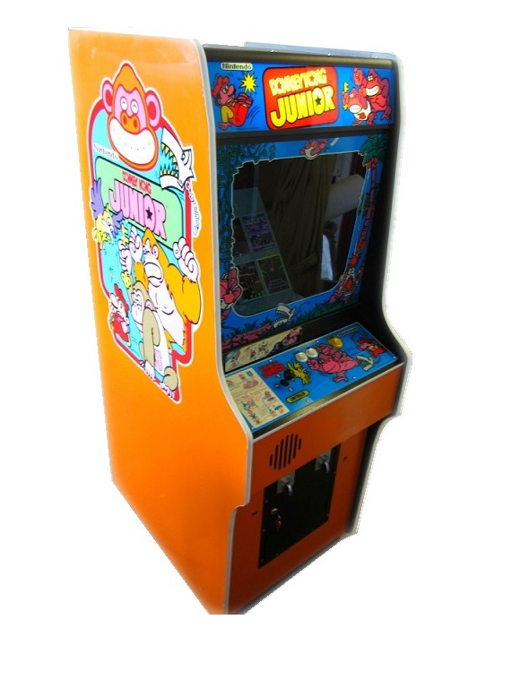 Donkey Kong Junior Video Arcade Game For Sale Arcade