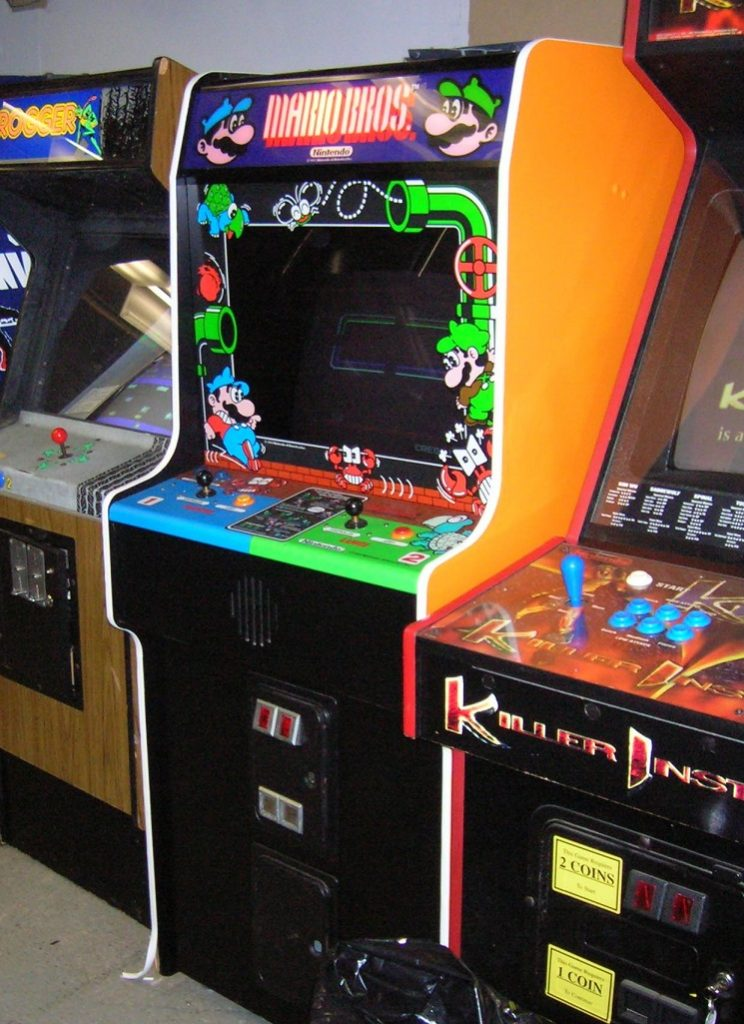 Vintage Arcade Games For Sale Arcade Specialties Game