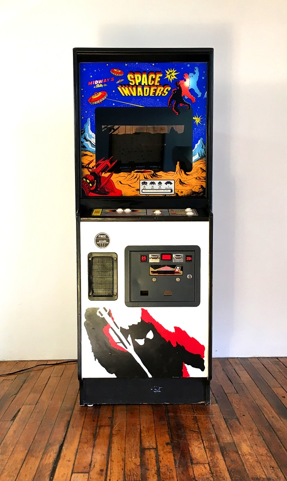 Space Invaders Video Arcade Game for Sale  Arcade