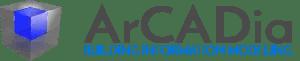 ArCADia-BIM 2D 3D CAD Logo