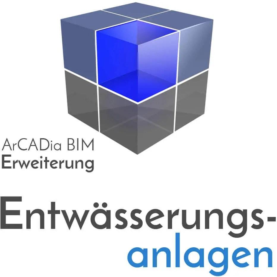 ArCADia BIM - Erweiterung Entwässerungsanlagen