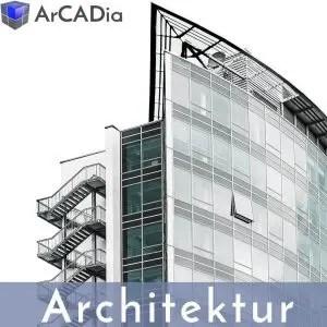 ArCADia 2D 3D BIM CAD Architektur Erweiterung