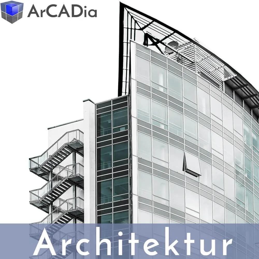 ArCADIA BIM Architektur Erweiterung Mit BIM Und IFC